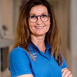 Gastro Praxis Team Frau Jacobs