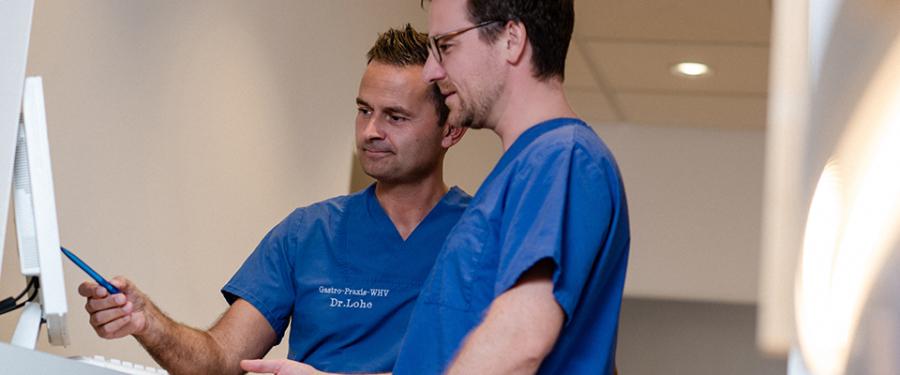 Gastro Praxis Team Dr Lohe Dr Griep
