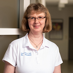 Gastro Praxis Team Frau Janssen